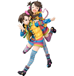 Action figure The Idolmaster 276823