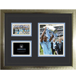Manchester City - Premier League Winners 2012 (Stampa In Cornice 40x50cm)
