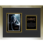 Hobbit (The) - Gollum (Stampa In Cornice 40x50cm)
