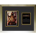 Hobbit (The) - Gandalf (Stampa In Cornice 40x50cm)