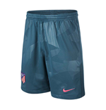 Pantaloncini Short Atletico Madrid 2017-2018 Third (Blu)