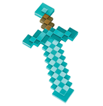 Modellino Minecraft Diamond Sword 51 cm