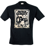 Black Sabbath - World Tour 78 (T-SHIRT Unisex TG. 2)