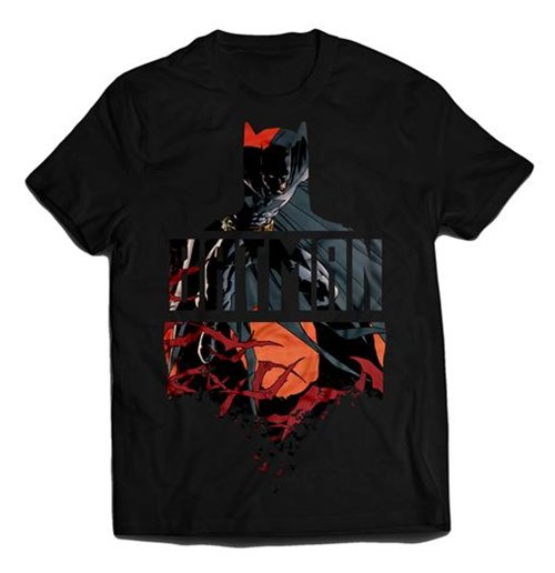Batman - Red Batman (T-SHIRT Unisex )