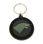Game Of Thrones - Stark (Portachiavi Gomma)