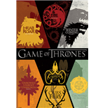 Game Of Thrones - Sigils (Poster Maxi 61X91,5 Cm)