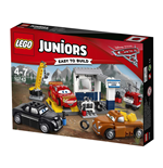 Lego 10743 - Juniors - Cars 3 - Il Garage Di Smokey