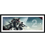 Destiny 2 - Key Art (Stampa In Cornice 30x75)