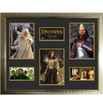 Lord Of The Rings - Return Of The King (Stampa In Cornice 40x50cm)