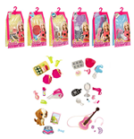 Mattel CFB50 - Barbie - Mini Accessori Casa (Assortimento)