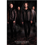 Supernatural - Season 12 Key Art (Poster Maxi 61x91,5 Cm)