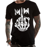 Motionless In White - Middle Finger (T-SHIRT Unisex )