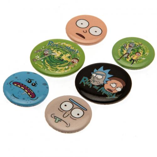 Set Spille Rick and Morty