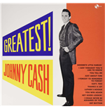 Vinile Johnny Cash - The Greatest!
