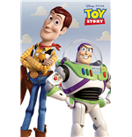 Toy Story - Woody & Buzz (Poster Maxi 61X91,5 Cm)