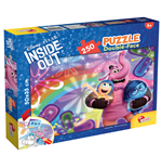 Inside Out - Puzzle Double-Face Plus 250 Pz - Gioia E Tristezza