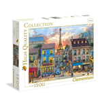 Puzzle 1500 Pz - High Quality Collection - Street Of Paris