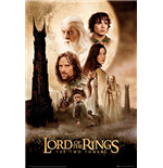 Lord Of The Rings - Two Towers One Sheet (Poster Maxi 61x91,5 Cm)