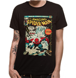Spiderman - Comic Cover (T-SHIRT Unisex )