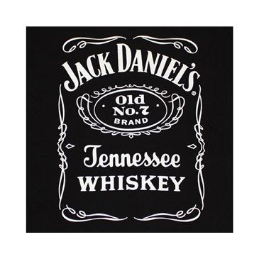 acquista tshirt jack daniels classic whiskey logo