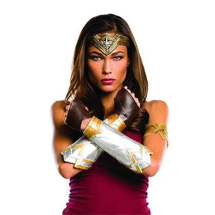 Kit Accessori Costume Wonder Woman