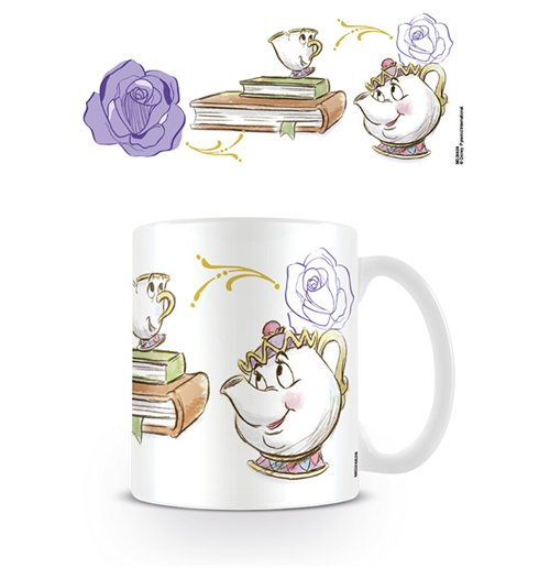 Beauty And The Beast - Chip Enchanted (Tazza)