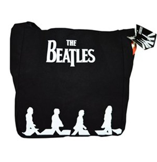 Beatles (The) - Abbey Road Silhouette (Borsa Da Spalla)