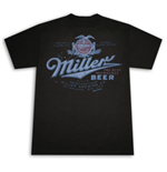 T-shirt MILLER Vintage Post Prohibition