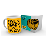 Geek - Talk Nerdy (Tazza)