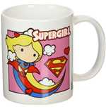 Justice League (Supergirl Chibi) (Tazza)