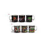Tazza Termosensibile Marvel Comics