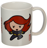 Marvel Kawaii (Black Widow) (Tazza)