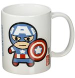 Marvel Kawaii (Captain America) (Tazza)