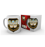 Wwe - Legends Logo (Tazza)