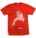 Studiocanal - The Man In The White Suit Red (T-SHIRT Unisex )