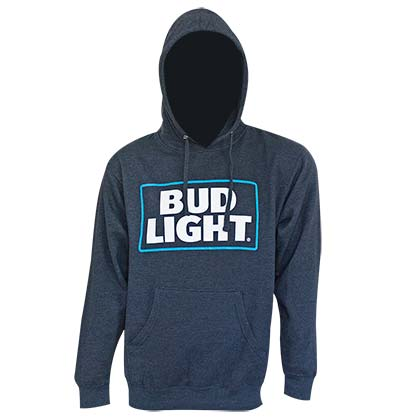 Felpa Bud Light da uomo