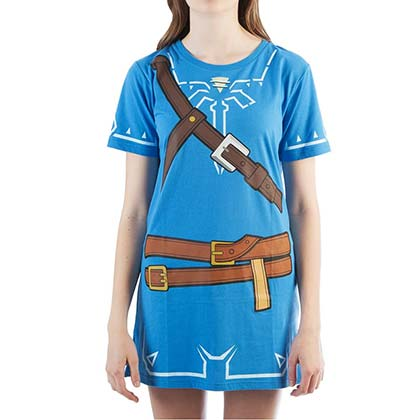 Abito/Costume da carnevale The Legend of Zelda Breath Of The Wild da donna