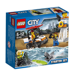 Lego 60163 - City - Starter Set Guardia Costiera
