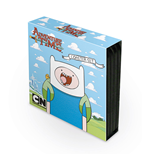 Adventure Time 4 Coaster Set (Set 4 Sottobicchieri)