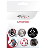 Assassin's Creed - Mix (Badge Pack)