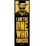 Breaking Bad - I Am The One Who Knocks (Poster Da Porta 53X158 Cm)