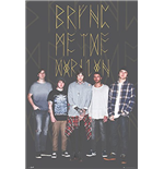 Bring Me The Horizon - Group Black (Poster Maxi 61x91,5 Cm)