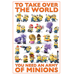 Despicable Me 2 - Take Over The World (Poster Maxi 61X91,5 Cm)