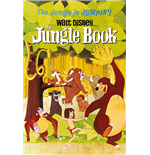 The Jungle Book - Jumpin' (Poster Maxi 61X91,5 Cm)