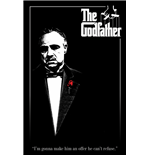 The Godfather - Red Rose (Poster Maxi 61X91,5 Cm)
