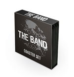The Band 4 Coaster Set (Set 4 Sottobicchieri)