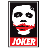 The Dark Knight - Obey The Joker (Poster Maxi 61X91,5 Cm)