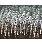 Star Wars Episode Vii - Stormtrooper Army (Mini Poster 40X50 Cm)