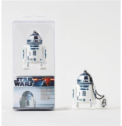 Star Wars - 501st Clone Trooper - Chiavetta USB 16GB