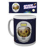 Emoji - Space Monkey (Tazza)